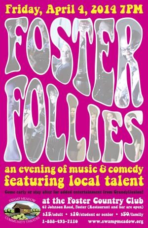Follies flyer
