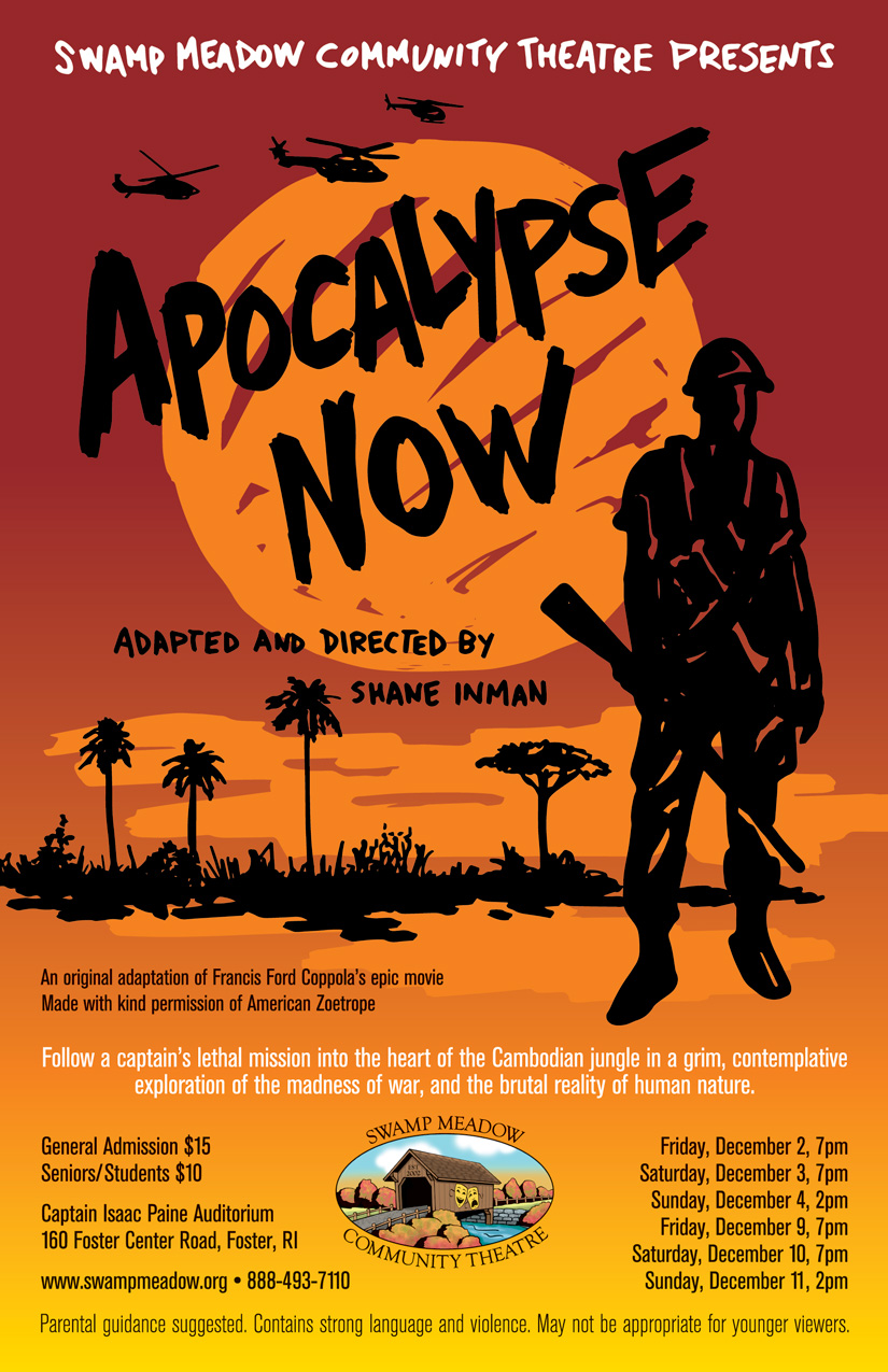 Apocalypse Now Original Movie Poster