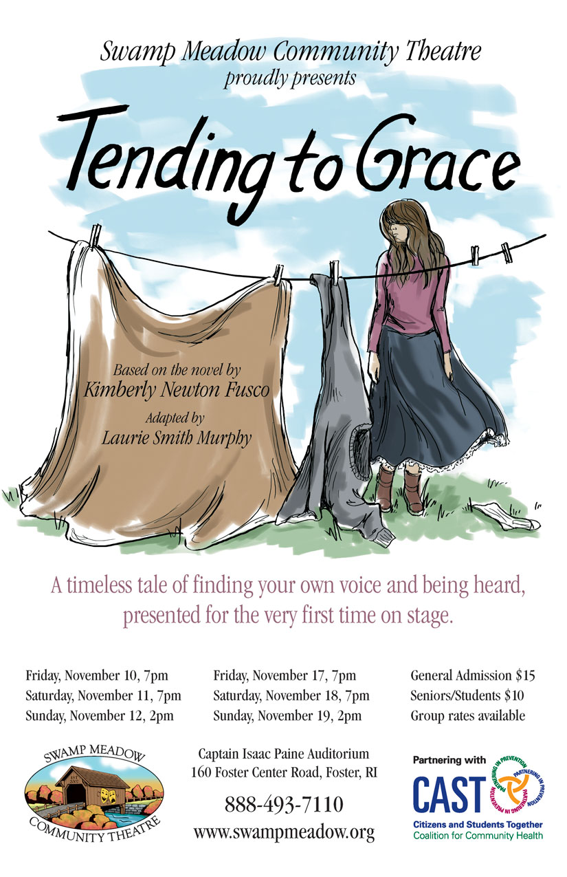 tending to grace summary